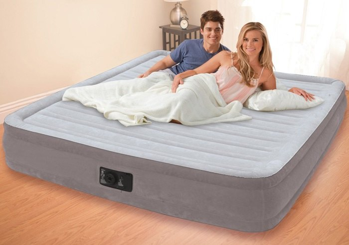 Intex Comfort Plush Air Bed Review