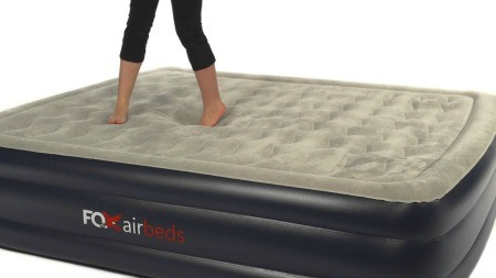 Plush High Rise Air Mattress