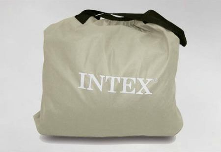 Intex air bed bag.