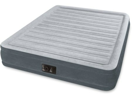 Intex Comfort Plush Mid Rise Dura-Beam Airbed
